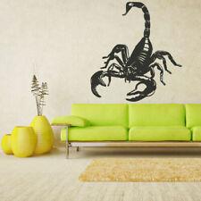 Wall Decal Vinyl Sticker Decals Scorpio Scorpion Animal (Z1324)