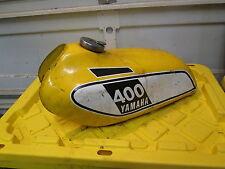 1976 76 Yamaha DT400 DT 400 Gas Fuel Tank