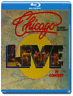 Chicago Live in Concert Blu-Ray