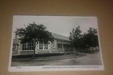 Goodford Ward Robert Jones & Agnes Hunt Orthopaedic Hospital Postcard