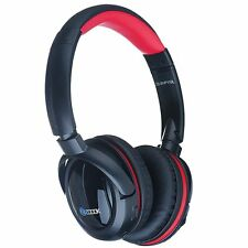 Zoook ZB-BHP110L Bluetooth Headphone Red & Black Free Ship Vat Bill  MRP3495/-