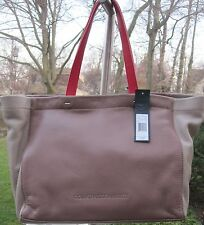 "NWT Marc by Marc Jacobs,  ""What's The ""T"", Leather Tote- Multi Color/ Woodland"