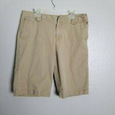 Tommy Bahama Women's Khaki Bermuda Shorts Size 10