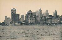 NEW YORK CITY - Downtown Manhattan View