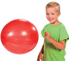 LARGE PUNCH BALL BALLOONS Kids Children's Birthday Favors Pinata Toys Gift