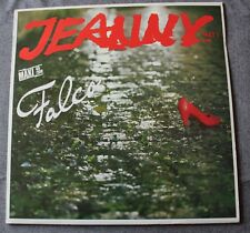 Falco, jeanny part 1 / manner des westens,  Maxi Vinyl