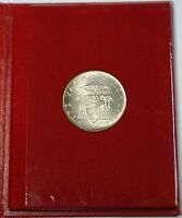 1963 Vatican Silver 500 Lire Uncirculated Coin