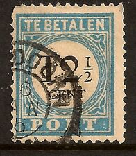 NETHERLANDS ERROR N.V.P.H # 8 USED