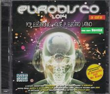 Eurodisco 2014 Vengaboys,2 Unlimited,Guentak K Vs Shaon Baker,Click,Mr Black 3CD