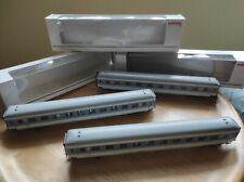 Märklin H0 - Personenwagen - 3 Stück - OVP - 4282 4281 43501