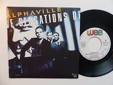 ALPHAVILLE Sensations 248518 7 Pressage France RRR