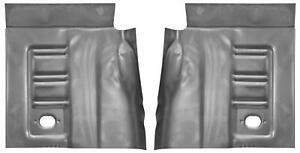 Front Floor Pan for 64-73 Ford Mustang 67-73 Mercury Cougar PAIR