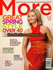 More 3/08,Joan Allen,March 2008,NEW