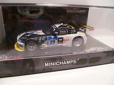 BMW Z4-M COUPE ADAC 24 HEURES DE NURBURGRING de 2009 : MINICHAMPS ~  NEUF
