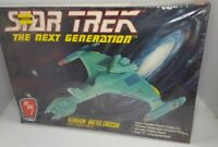 1991 AMT Star Trek Klingon Battle Cruiser plastic model kit new 6812