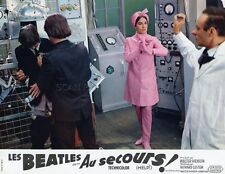 LEO McKERN  THE BEATLES HELP! 1965 VINTAGE LOBBY CARD #8