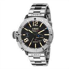 U-Boat 9007-A-MT Sommerso Submerged/A Bracelet Wristwatch