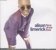 Alison Limerick - Time Of Our Lives cd single
