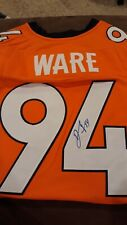 Demarcus Ware Signed Jersey Sewn Broncos XL