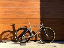 Crisp Titanium frame set frameset made in italy darren titanio passoni legend ti