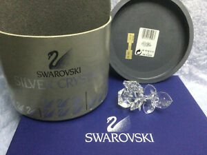 Swarovski Crystal Rose - 7478 000 001 / 174 956.  Retired 2007.  MIB
