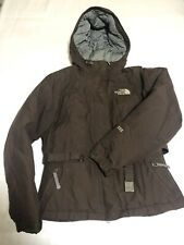 The North Face Hyvent Greenland 550 Goose Down Parker Jacket Coat Brown Womens S