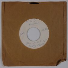 Morty Craft: All Mixed Up Tod Records 45 Break In R&B Novelty 45 '57 Vg+ Hear