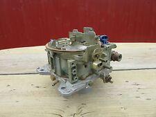 Rochester Carburetor Quadrajet 17082266 1982 1984 GM Cadillac 4.1