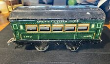American Flyer 1103 O gauge passenger car