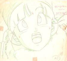 Anime Genga not Cel Dragon Ball Z #218