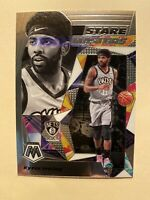 2019-20 Panini Mosaic Kyrie Irving Stare Masters Insert #24 - ** MINT! WOW!! **