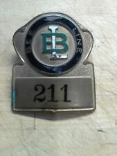 Vintage LOS ANGELES BEE LINE Badge