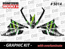 *NEW* SLED GRAPHIC STICKER DECAL WRAP ARCTIC Z1 F8 F6 F5 F T SERIES 2007-12 5014