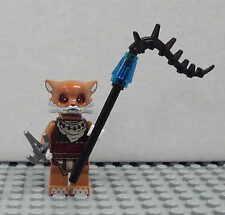LEGO Legends of Chima - Furty - Figur Minifig Fuchs Fox NEU NEW 70111