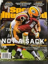 OCTOBER 8, 2018 Clay Matthews Jr. Packers Alex Smith Sports Illustrated NO LABEL