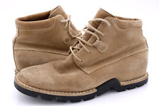 Cole Haan Country Womens 7B Brown Suede Lace Up Ankle Chukka Boots