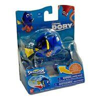 Disney Pixar - FINDING DORY - DORY - Swigglefish Toy - Children's Movie Toys NEW