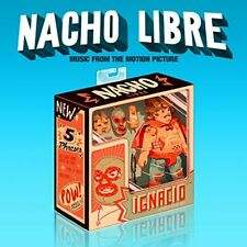 NACHO LIBRE (MUSIC FROM THE...-NACHO LIBRE (MUSIC FROM THE MOTION P VINYL LP NEW