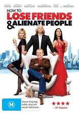 W4 BRAND NEW SEALED How To Lose Friends And Alienate People (DVD, 2009)