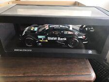 BMW M4 DTM 2016 Spengler 1:18