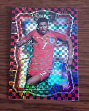 2017-18 Select soccer * MARCUS RASHFORD * - Chekerboard Rookie card