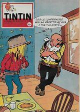 JOURNAL DE TINTIN N° 527 NOV. 1958 - COUVERTURE CHICK BILL PAR TIBET T GREG