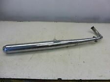 1972 Yamaha YDS7 DS-7 RD250 250 Y606' right side exhaust muffler pipe