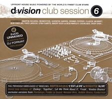 D:Vision Club Session 6   / 2-CD / NEU+OVP-SEALED!