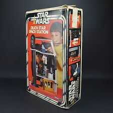 Star Wars Vintage Kenner Death Star Space Station Playset Box  - Box ONLY