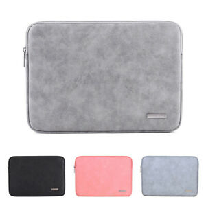Laptop Sleeve Case Bag for MacBook HP Dell Lenovo 13.3 14 15.6 inch Pouch Cover·