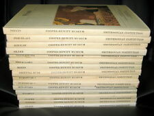 The Smithsonian Illustrated Library of Antiques 15 Vol. Set Cooper-Hewitt Museum