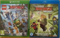LEGO Ninjago Game & Film Double Pack For Xbox One (New & Sealed)