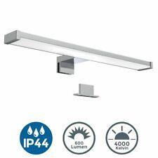 LED Spiegelleuchte Bad Beleuchtung Schminklicht Badezimmer IP44 Aufbaulampe 7W