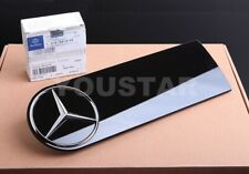 US STOCK 3D CHROME STAR Spare Wheel Tire Cover Badge for Mercedes W463 G Class